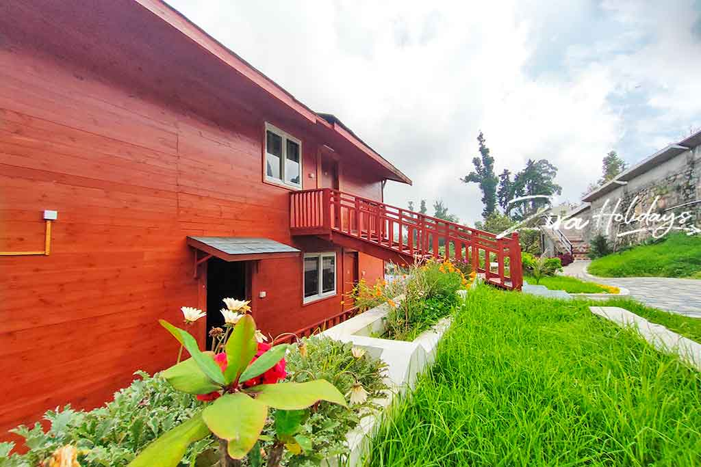 budget cottages in kodaikanal