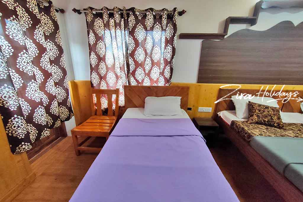 budget resorts in kodaikanal for couples