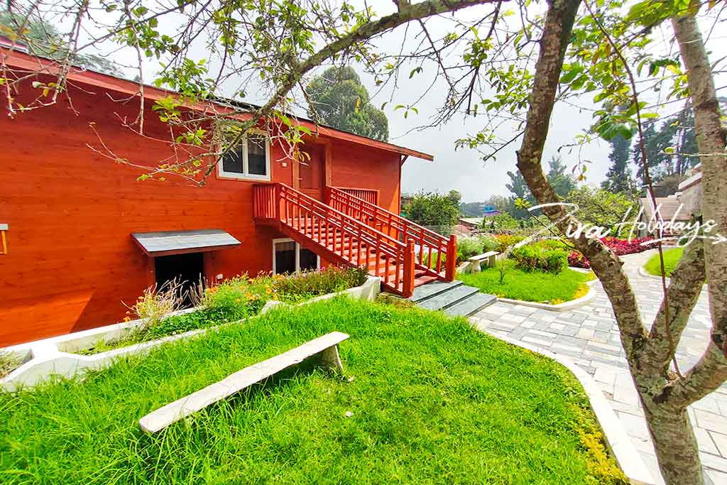 cottages in kodaikanal for group stay