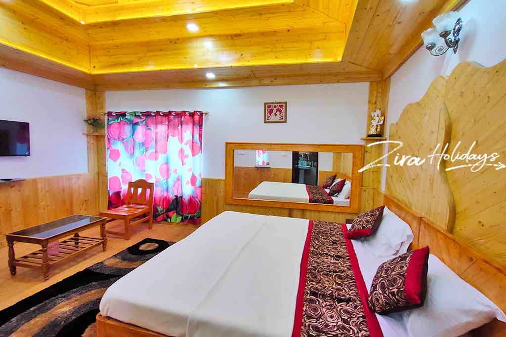 honeymoon cottages in kodaikanal