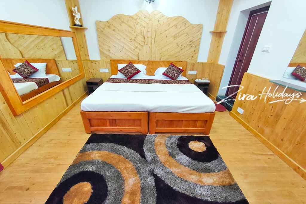 honeymoon resorts in kodaikanal