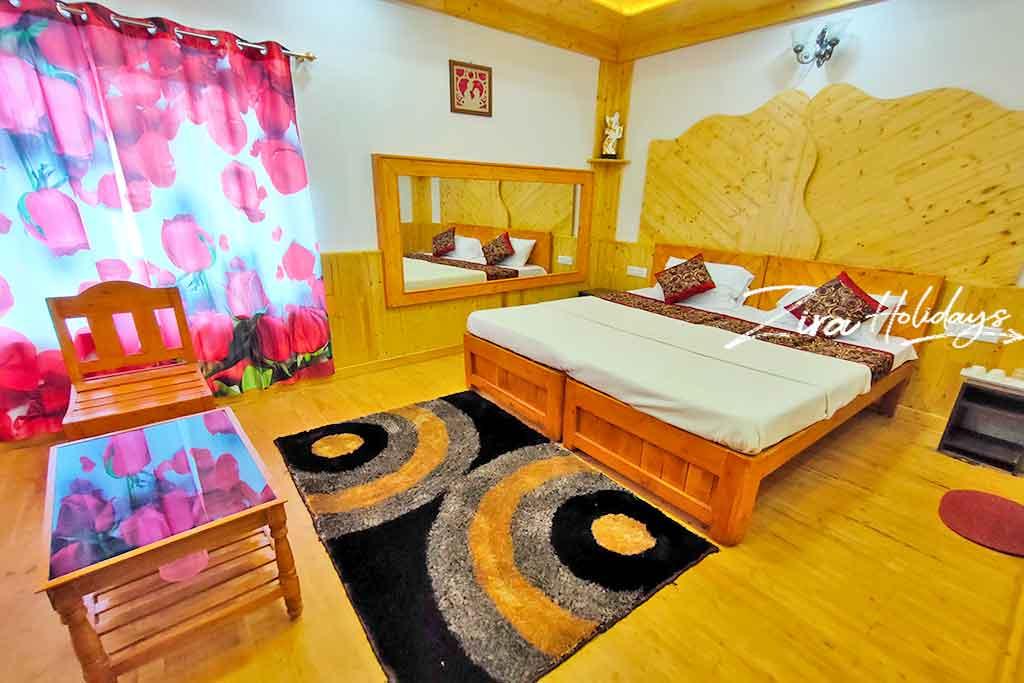 luxury honeymoon room kodaikanal