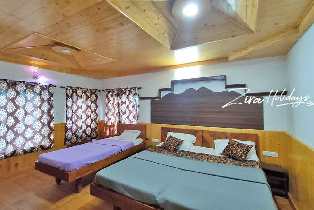 luxury resorts in kodaikanal for family stays