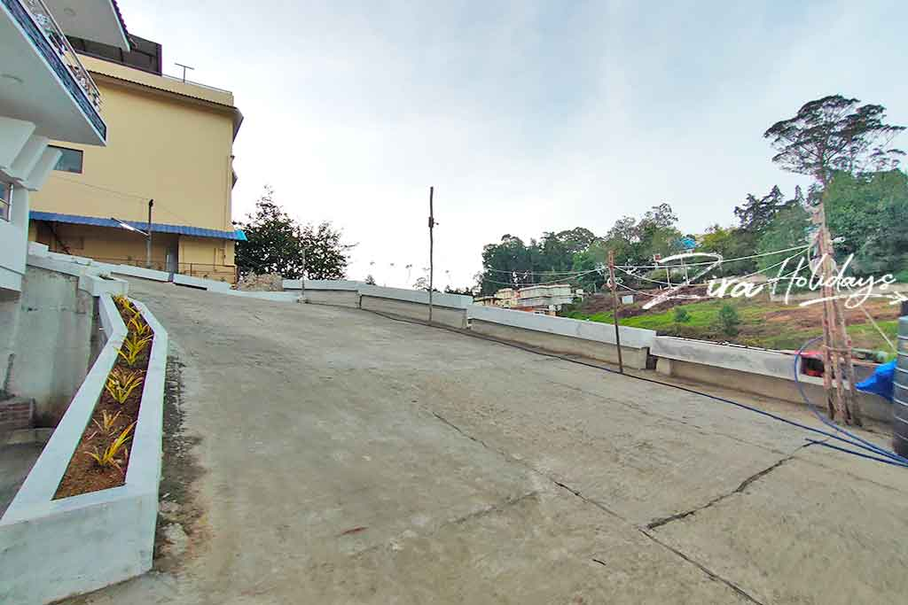 srm resort in kodaikanal