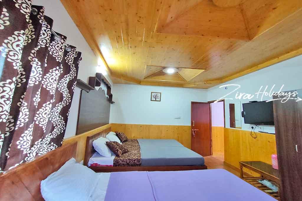 zira holidays hotels in kodaikanal