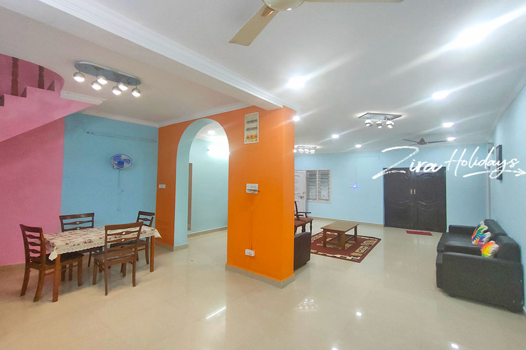3bhk beach house in ecr