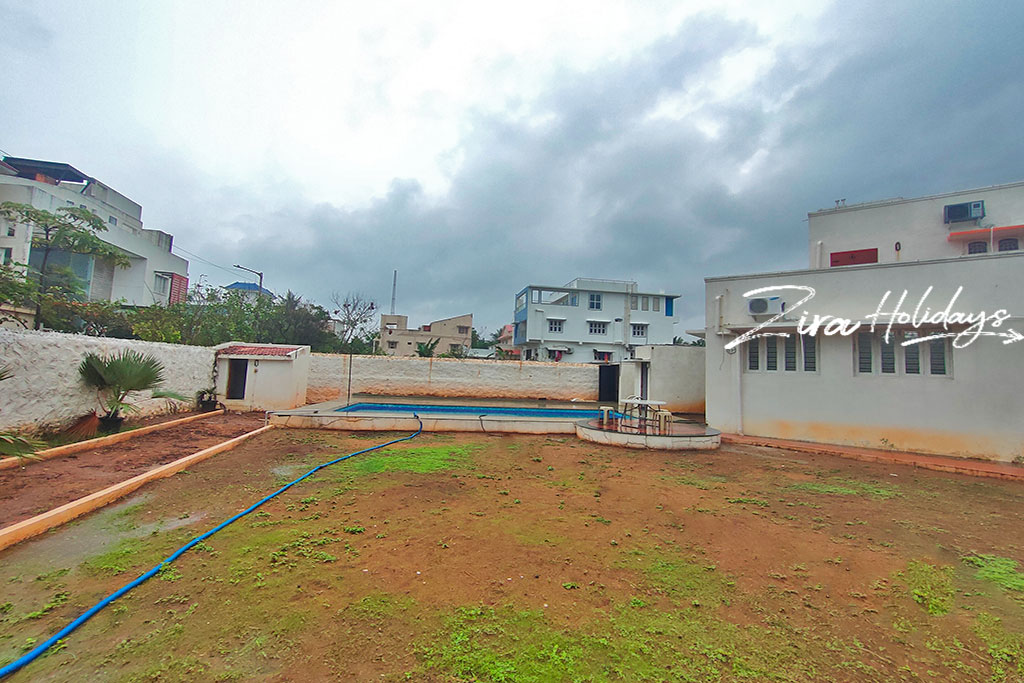 beach house for couples in ecr