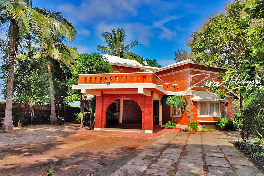 beach house in kovalam for hire