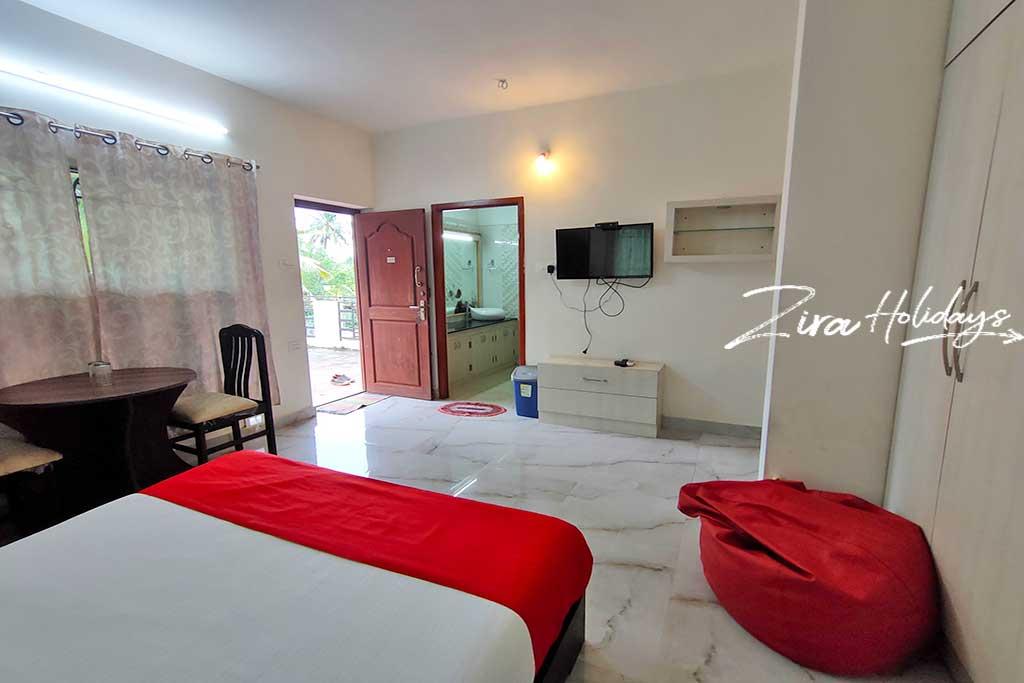 best resorts for couples in kodaikanal