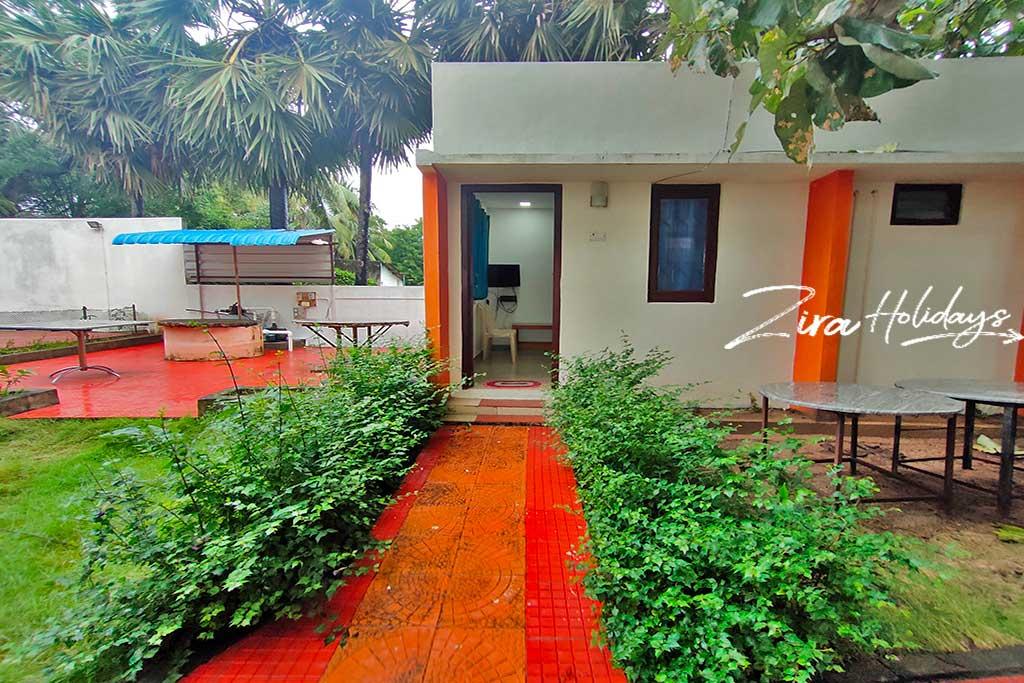 budget cottages in yelagiri hills