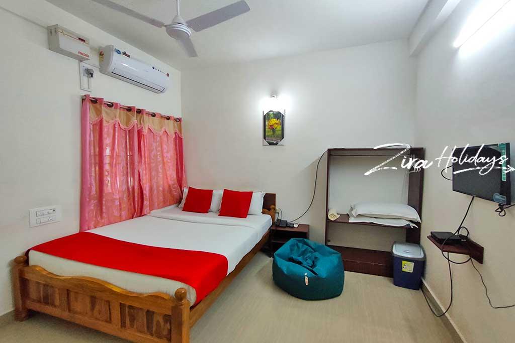 budget resorts for couples in mahabalipuram