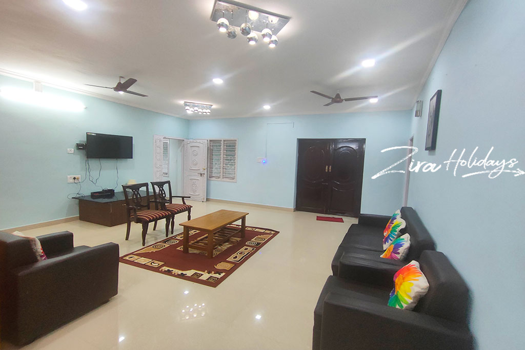 daily rentals beach villa in chennai
