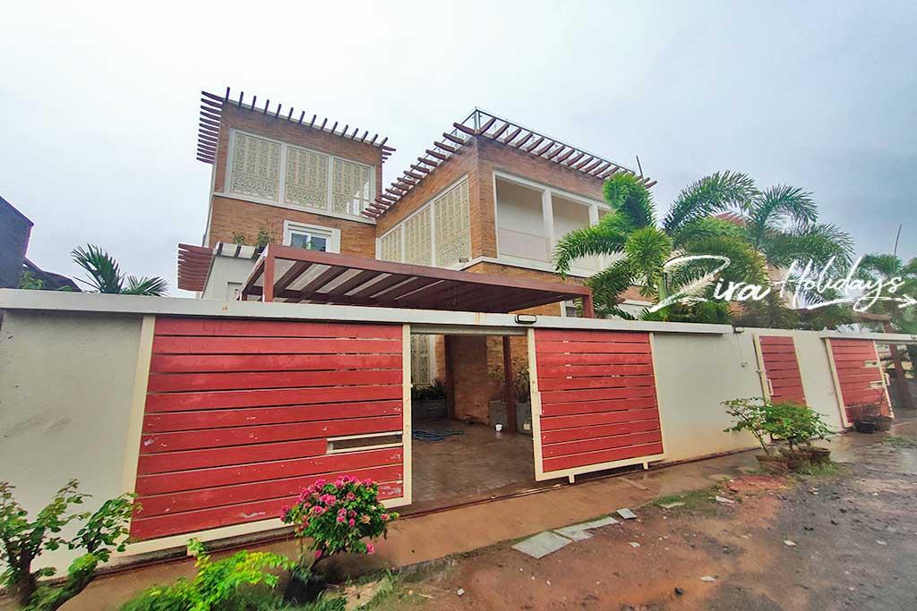 ezeestays hill villa for rent in yelagiri hills