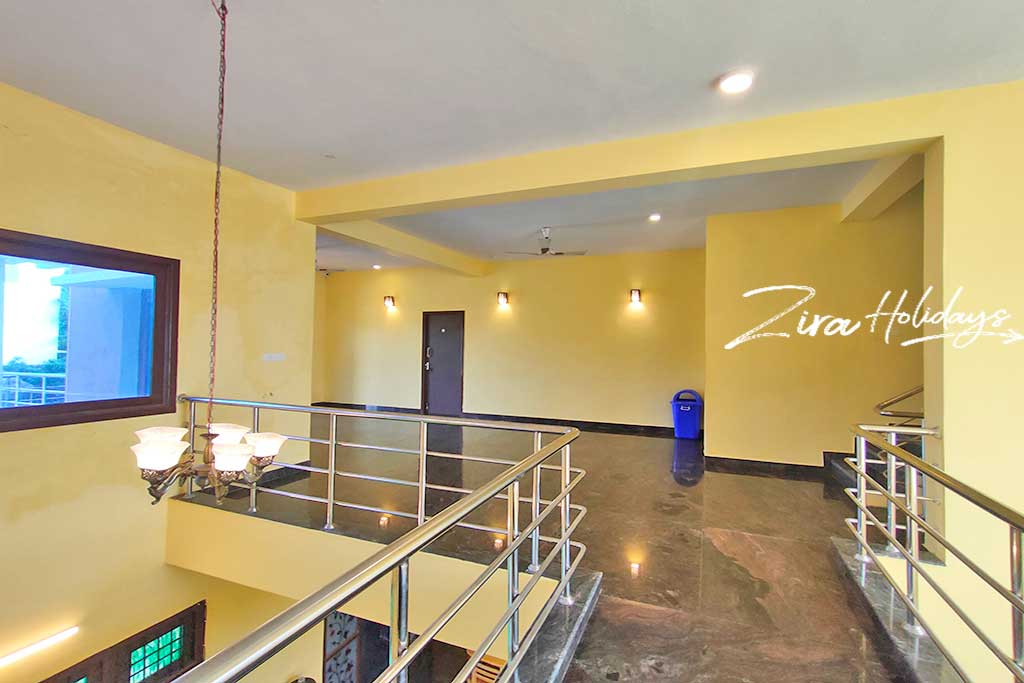 ezeestays yelagiri hills for one day rent