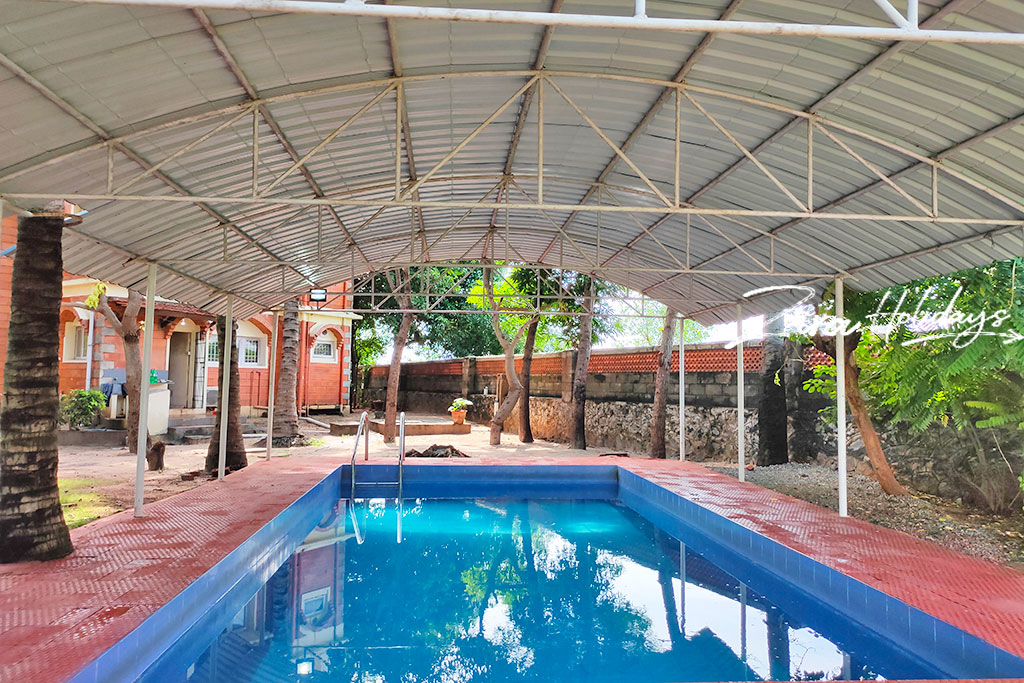 farm house for birthday party in ecr