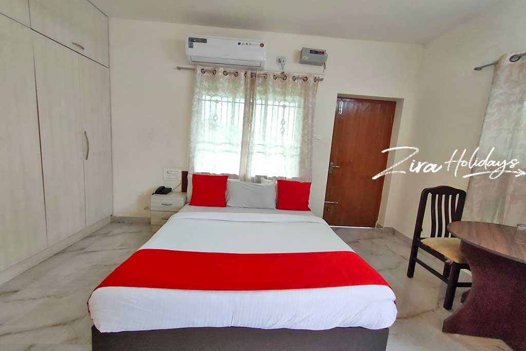hill view cottages for couples in kodaikanal