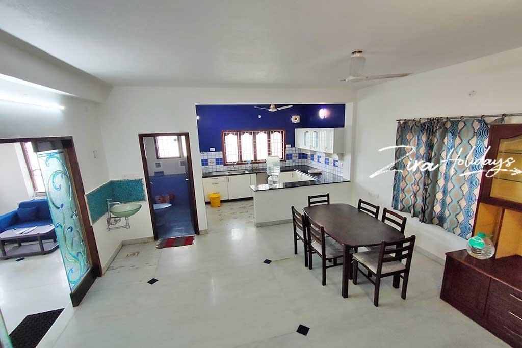 homestays in kodaikanal for family stays
