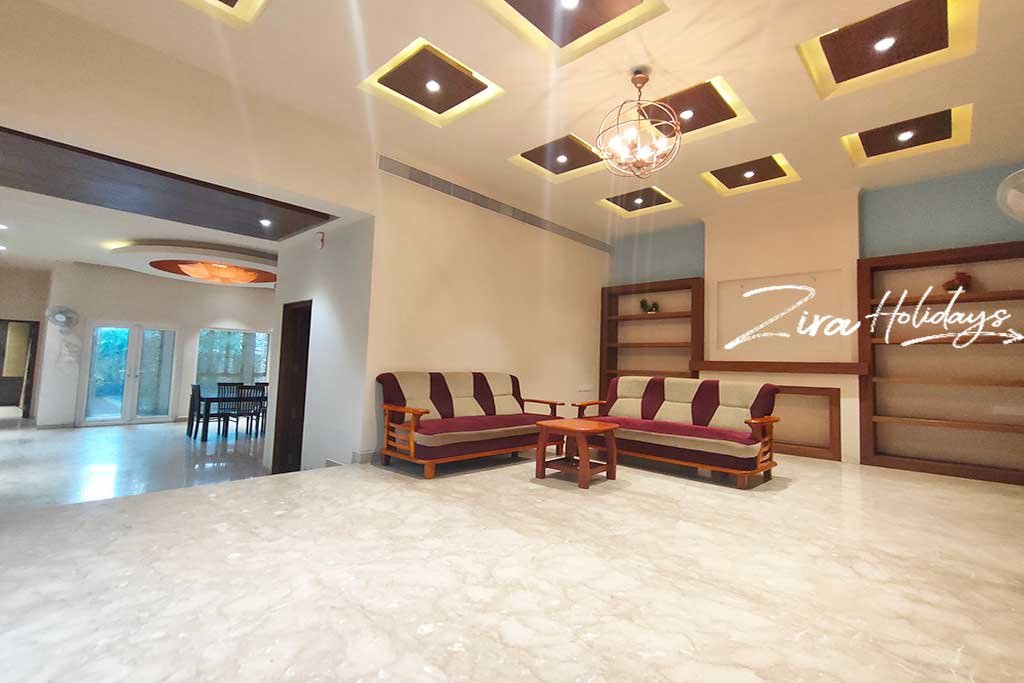 luxury beach villa at ecr for daily rent