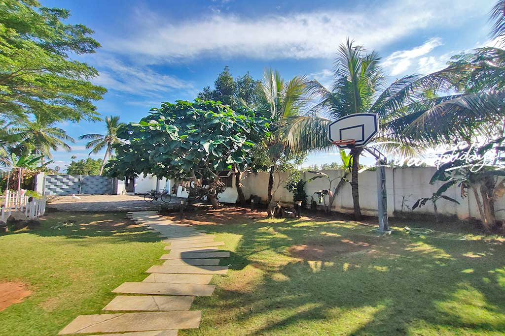 luxury farm house for hire in kovalam