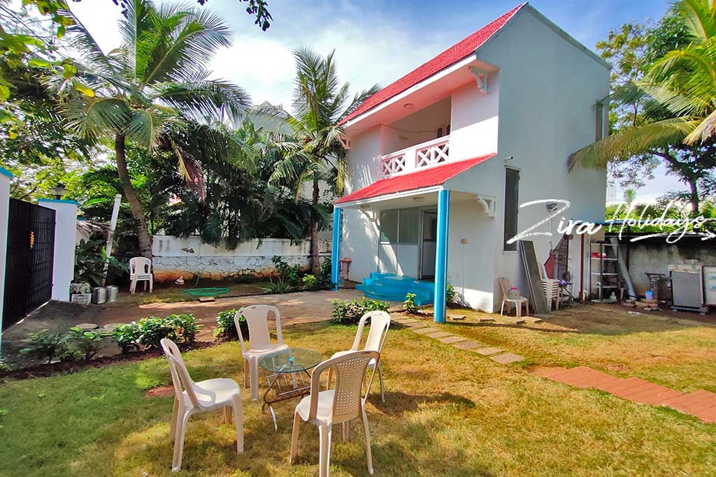 mk ecr beach house for hire