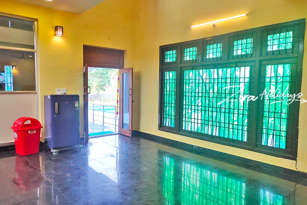 oceanic bay villa 4bhk for one day rent in ecr