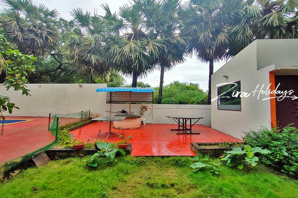 oceanic bay villa in muttukadu ecr