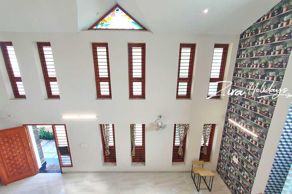 private hill villa for rent in kodaikanal