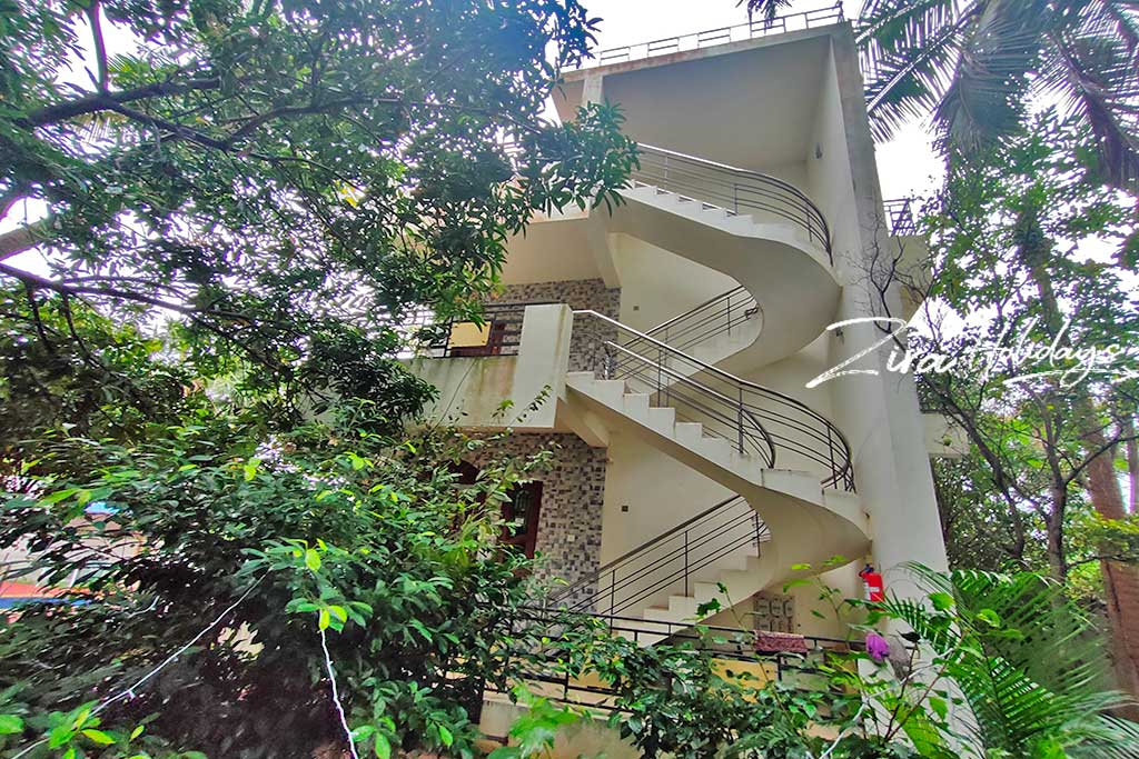 resorts for couples in kovalam
