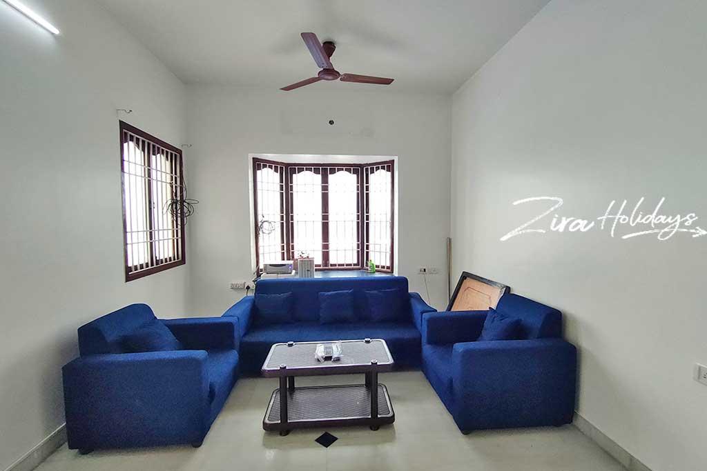 sakthi beach house for rent in ecr