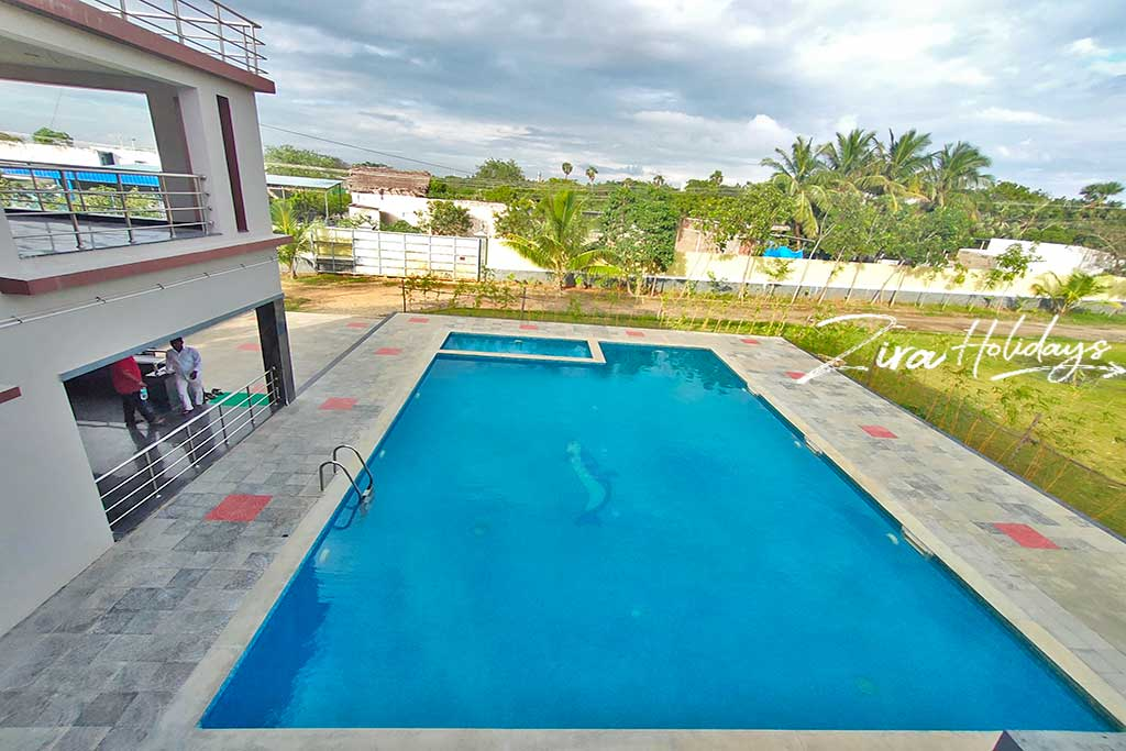 sunrise villa for daily rent in ecr