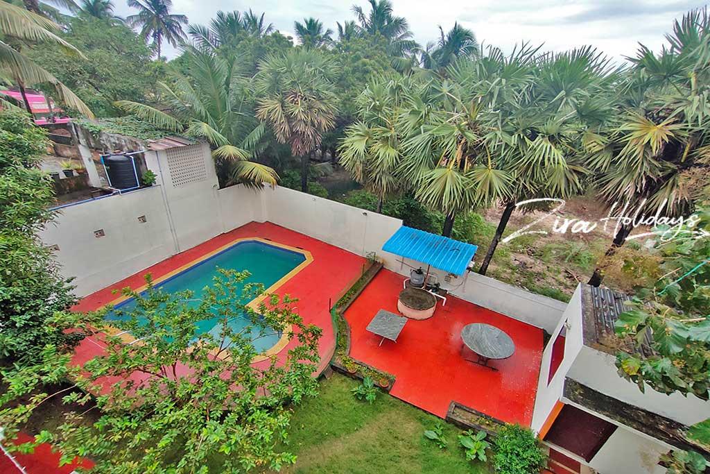 zira holidays beach house mahabalipuram