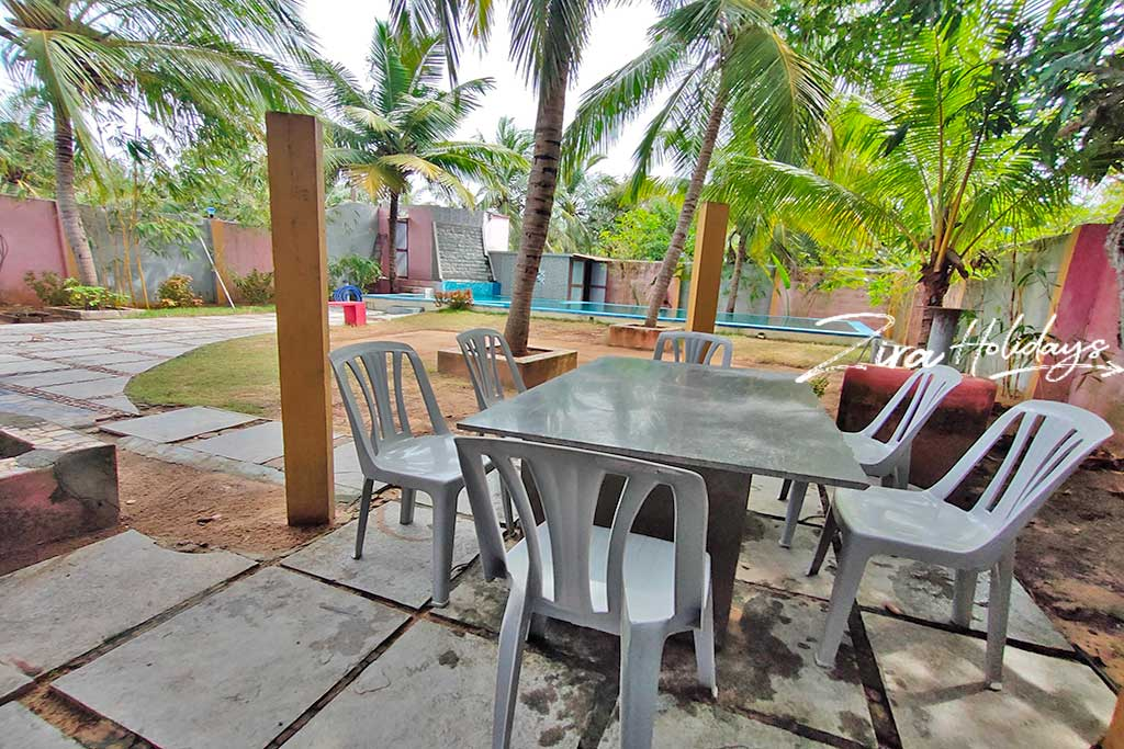 individual beach house for rent near mayajal