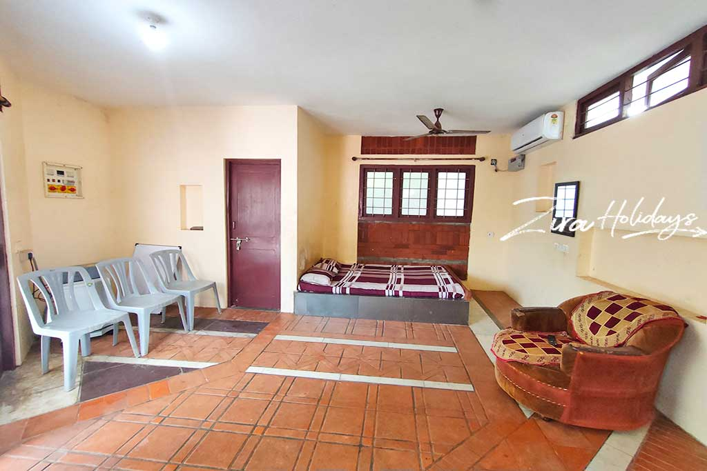 private villa for one day rent in yelagiri