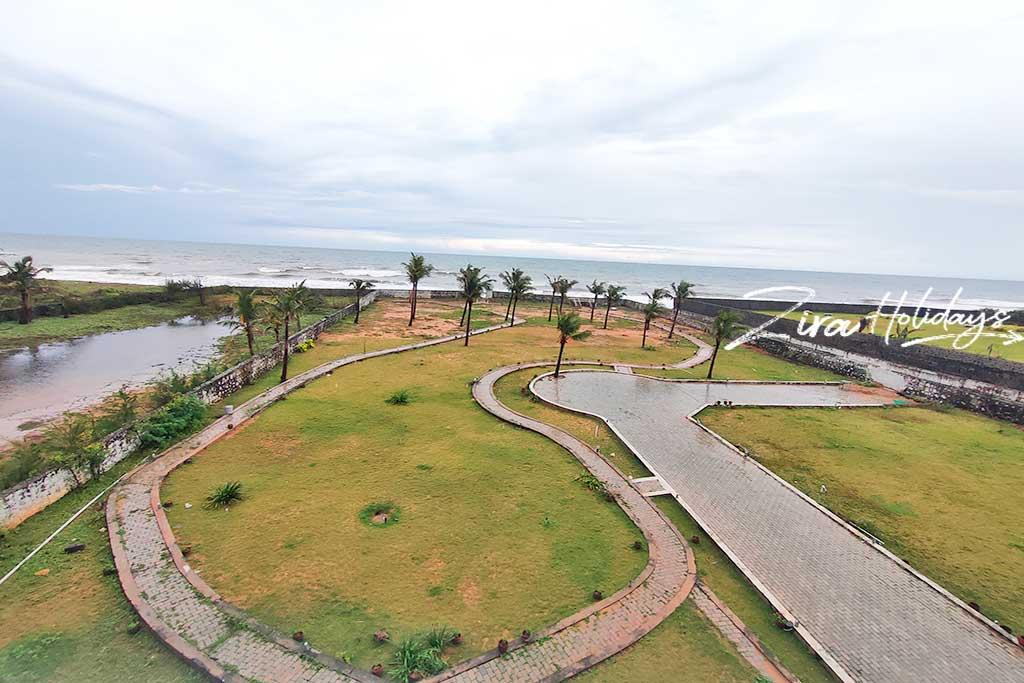 beach house for function in ecr