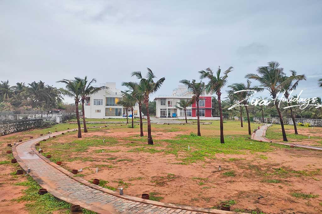 ezeestays beach villa for marriage function