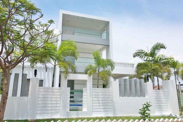 beach houses for family stays