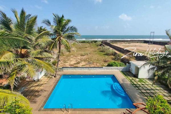 beach villa in ecr