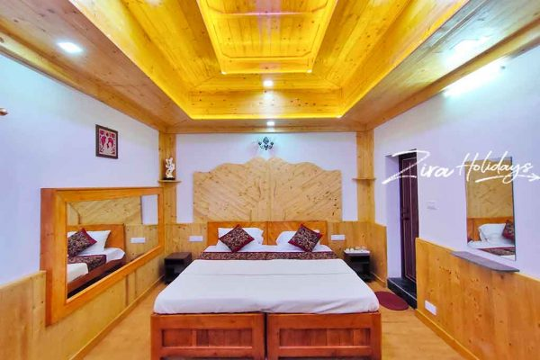 best honeymoon suite room in kodaikanal