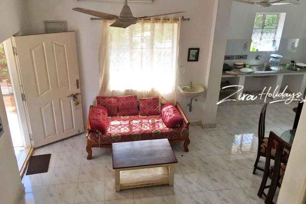 independent villa for rent in yelagiri