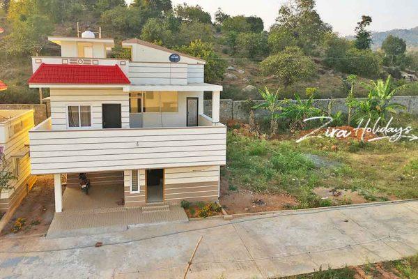 signature villa yelagiri hills