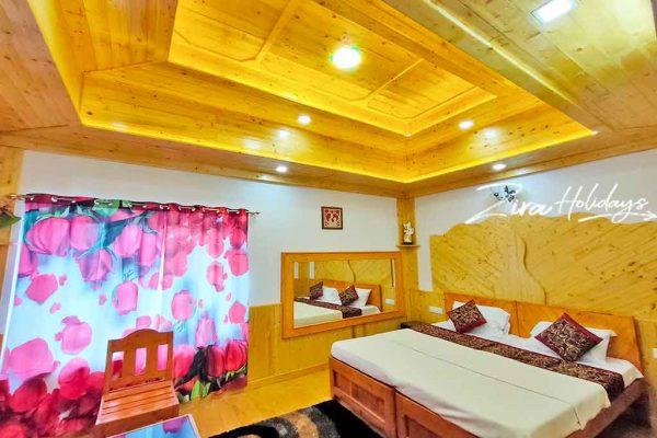 honeymoon suite room kodaikanal